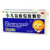 小儿氨酚烷胺颗粒,6gx12袋