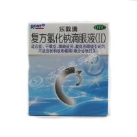 复方氯化钠滴眼液(Ⅱ)(乐敦清) 13ml