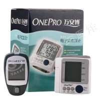 万安博数字型电子式血压计F,HL168L-J(腕式)