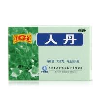人丹,1.725g*1瓶