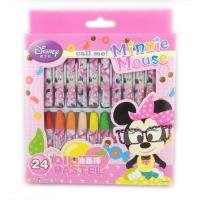24色油画棒,DM6477-2经典系列粉色