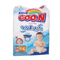 大王纸尿裤维E系列  , M(中号)64片,新老包装随机发货