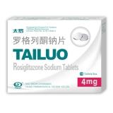 罗格列酮钠片(太罗),4mg*15s