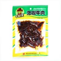 泡椒牛肉,160g