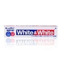 狮王WHITE美白牙膏,150g