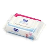 露安适婴儿手口湿巾,80片翻盖装
