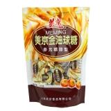 美京多元糖型美京金油球糖(冬天红色包装),128g