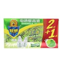 超威蚊香液2瓶+直插器套装(无香),40ml*2瓶+直插器(成人装)