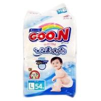 大王纸尿裤维E系列 ,L(大号)54片,新老包装随机发货