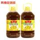 鲁花压榨特香菜籽油,5L