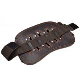 早康护腰带 腰骶矫形带 ,弧形皮革L号