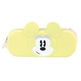 米奇耳朵硅胶笔袋,D01294黄色
