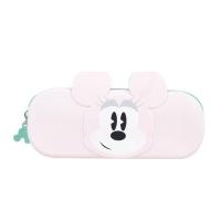 米奇耳朵硅胶笔袋,D01294粉色