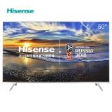 海信(Hisense)LED50EC680US VIDAA4.0丰富影视教育资源 人工智能 智慧语音 4K HDR (月光银)
