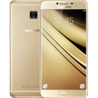 三星 Galaxy C7(SM-C7000)4GB+64GB 枫叶金 移动联通电信4G手机 双卡双待