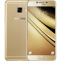 三星 Galaxy C5(SM-C5000)4GB+64GB 枫叶金 移动联通电信4G手机 双卡双待