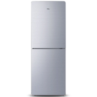 TCL BCD-182KZ50 182升 双门冰箱 LED冷光源 一体成型(星空银)