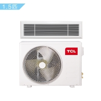 TCL 大1.5匹冷暖风管机 适用14-20㎡ 6年包修 纤薄机身 家用/商用中央空调 KFRD-36F5/Y-E2