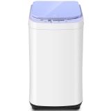 TCL XQB25-Q3 2.5公斤 全自动迷你洗衣机 纳米抗菌 母婴洗(梦幻蓝)