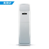 格力(GREE) 5匹冷暖柜机 清新风二级能效 380V 含人工费 6年包修KFR-120LW/(12568S)Ac-2