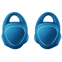 三星(SAMSUNG)Gear IconX 智能无线蓝牙运动耳机(蓝色) 手机耳机 音乐播放器