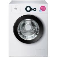 TCL XQG65-Q100 6.5公斤 滚筒洗衣机 一键便捷 中途添衣(芭蕾白)