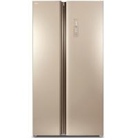 TCL BCD-499WEF1 499升 风冷无霜 均匀制冷 电脑温控对开门冰箱(流光金)
