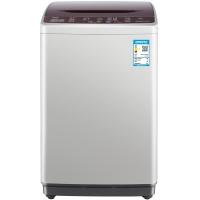 TCL XQB55-36SP 5.5公斤 全自动波轮洗衣机 一键脱水(亮灰色)