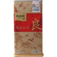 模压红参(恩珍源),75g小支2/盒 (良)