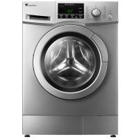小天鹅(Little Swan)TG80-1229EDS 8公斤变频滚筒洗衣机 大容量 (银色)