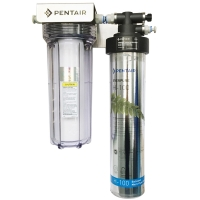 滨特尔爱惠浦(Everpure)净水器家用 美国进口滤芯保留矿物质净水机 H-100升级版