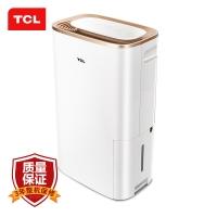 TCL 除湿机/抽湿机 除湿量12升/天 适用面积12-24平方米 噪音分贝42分贝 智能触控/干衣净化/家用 DED12E