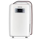 奥克斯(AUX)除湿机/抽湿机  除湿量20升/天 适用面积25-40平方米 噪音42分贝 智能数控 家用/地下室 KDY-N20A3