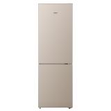 西门子(SIEMENS) BCD-322W(KG33NV230C) 322升 风冷无霜 双门冰箱 LED内显示屏 电脑温控(浅金色)