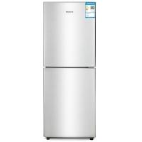 创维(Skyworth)BCD-180 180升双门冰箱 快速制冷 经济实用型冰箱 小身材大容量(银)