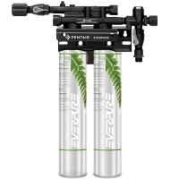 滨特尔爱惠浦(Everpure)净水器家用 双芯过滤大通量直饮机Parallel EF-900双联款
