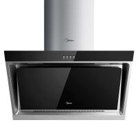 美的(Midea)大尺寸 大面板侧吸式抽油烟机灶具套装(天然气) CXW-180-DJ118