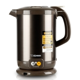 象印(ZO JIRUSHI)CK-EAH10C 电热水壶 1.0L(茶色)
