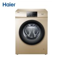 海尔(Haier) EG80B829G 8公斤变频滚筒洗衣机 特色消毒洗  时尚香槟金