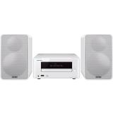 安桥(ONKYO)X-U5迷你音响/家庭台式音响/ CD/蓝牙/USB /HIFI音响 /无损音乐播放系统(白色)