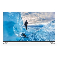 康佳(KONKA)LED55K36U 55英寸 4K全高清液晶电视 黑色 包挂架+安装费 一价全包