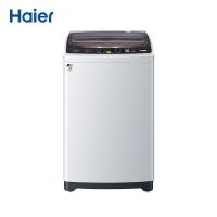 海尔(Haier) 8公斤直驱变频波轮全自动洗衣机 京东微联智能APP控制 EB80BM2WU1