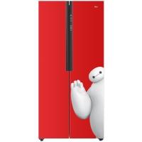 海尔(Haier)BCD-452WDBA(DZ) 452升无霜对开门冰箱 纤薄设计 节能省电 迪士尼系列定制冰箱