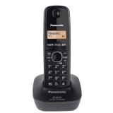 松下(Panasonic) KX-TG12CN-1 数字单无绳电话机 碳色灰