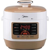 美的(Midea)电压力锅 精致容量 十重保护 预约定时 WSS2521 2.5L高压锅