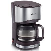 小熊(Bear)咖啡机 美式家用 0.7L全自动滴漏式小型泡茶煮咖啡壶 KFJ-A07V1