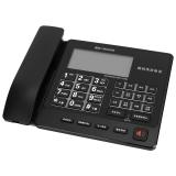 盈信(YINGXIN)盈信238录音电话座机办公电话家用电话机(黑色)