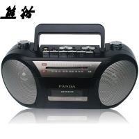 熊猫(PANDA)6600 便携式二波段收录机 磁带 录音机 播放器 播放机 老年人半导体
