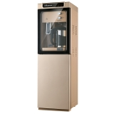 沁园(QINYUAN)YL8283S 双门防尘 壶式沸腾立式温热型饮水机