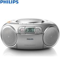 飞利浦(PHILIPS)AZ127/93 CD机 便携式磁带机 cd播放器 卡带机 学习机 胎教机 收录机 收音机 手提音响